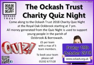 Ockash Trust Charity Quiz Night