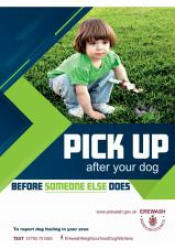 Dog Fouling Campaign 4